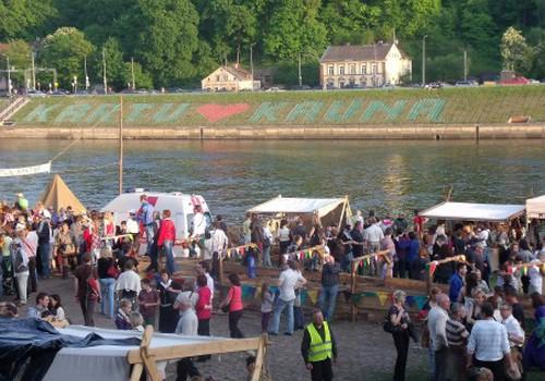 Šių metų Kauno miesto šventė buvo tikrai nuostabi