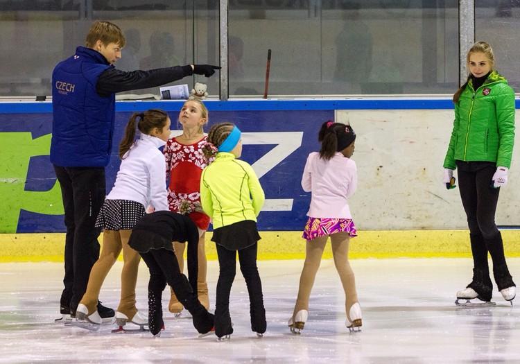Dailiojo čiuožimo pamokos