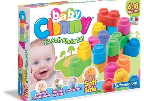 Koks CLEMMY žaislas gavo daugiausiai jūsų balsų?