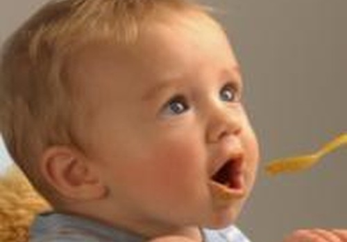 Ar teisingas 6 mėnesių kūdikio maitinimas?