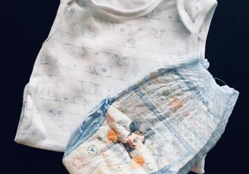 P A D Ė K A ir atsiliepimas apie # HUGGIES Pants sauskelnes-kelnaites