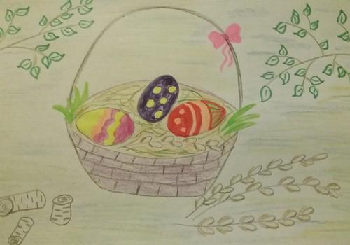 Pavasario blogas: piešiame drauge :)