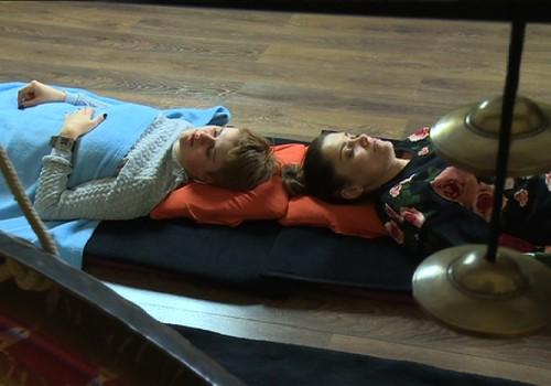 """VIDEO """"Super mažylė"""": Kuo naudinga Gongų garsų terapija?"""