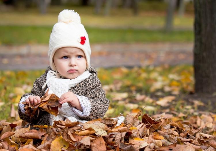 Ar galima sloguojantį mažylį vesti į lauką?