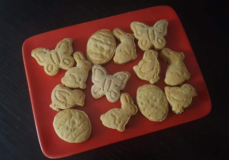 Sviestiniai Velykų sausainiai