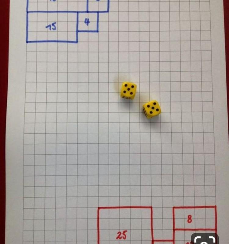 Mokomės daugybos lentelės