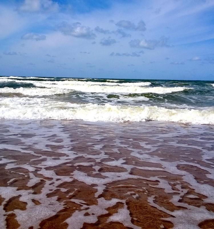 Krisliuko nuomonių kertelė: Apie jūrą, sūpynes ir filosofiją...