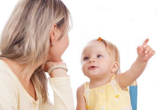 Vaiko kalbos raida nuo gimimo iki metų