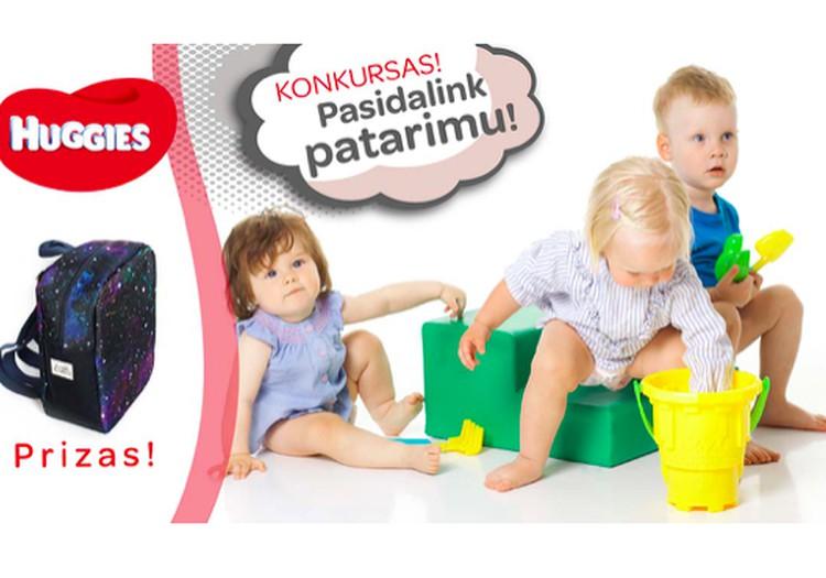 "KONKURSAS: Laimėk stilingą  ""Twinkle Twinkle LV"" kuprinę!"