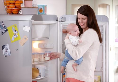 PATARIMAI, kad mažylis niekuomet nepritrūktų mamos pienelio