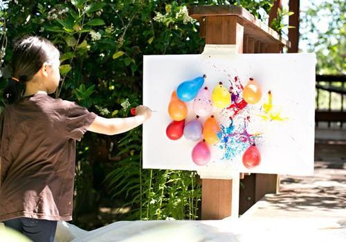 10 kūrybinių idėjų, ką veikti su vaikais vasarą