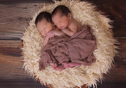 Dvynukai - tai ne dvigubas sunkumas. Dvynukai - tai dviguba patirtis