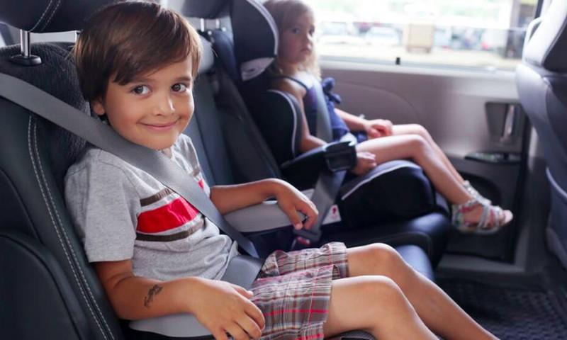 Kokia veikla užimti vaiką keliaujant: 8 patarimai