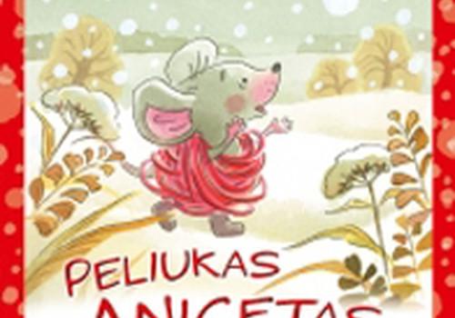 """Rūta Baltakienė """"Peliukas Anicetas"""""""