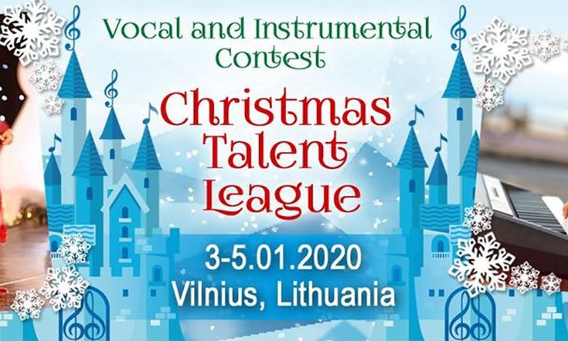 Christmas Talent League