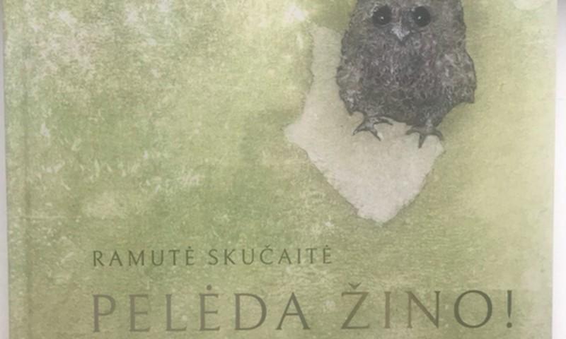 """Surimuok eilėraštį apie pavasarį ir laimėk Ramutės Skučaitės eilėraščių rinkinį """"Pelėda žino"""""""