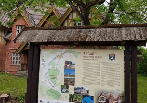 Vasaros gidas: Žagarės regioninis parkas