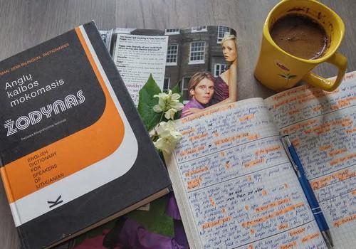 Mokytis niekada nevėlu :)