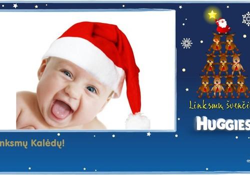 MK mamyčių sukurti kalėdiniai atvirukai! Kurk ir laimėk prizus