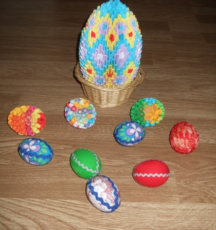Pats didžiausias kiaušinis...