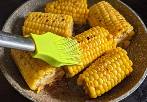 Egzotiškas kukurūzų užkandis