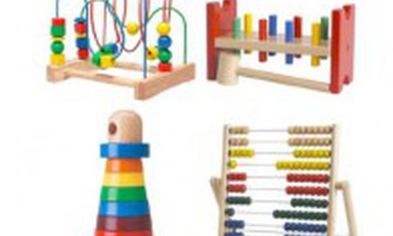 Tūkstantis ir vienas žaislas