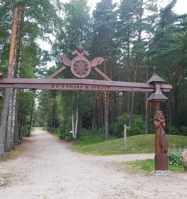 Vasaros gidas: Baltų mitologijos parkas