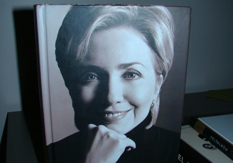 Hillary Rodham Cilnton: Gyvoji istorija