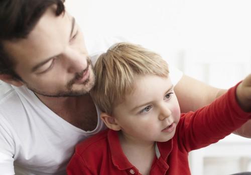Negailėkite vaikams dėmesio - jis reikalingas kaip oras