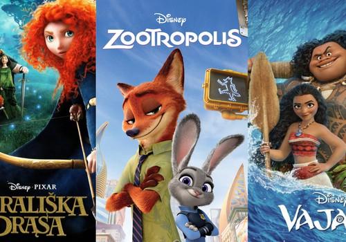 Animaciniai filmai laužantys stereotipus