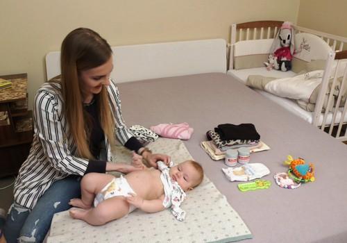 VIDEO: Kuo naudingos oro vonios kūdikiams?