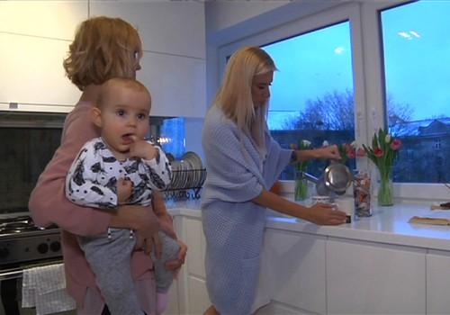 VIDEO: Pokalbis su Erika Purauskyte apie neplanuotą nėštumą ir kas padėjo atsitiesti