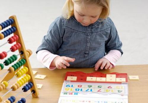 Kaip išmokyti vaikus skaičiuoti: žaidimai ir patarimai
