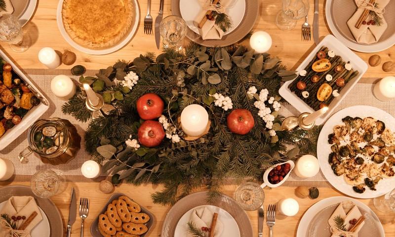 Ekspertė pataria, kokius patiekalus be mėsos rinktis Kūčioms ir Kalėdoms