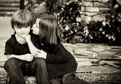 Mylėkite ir būkite mylimi!