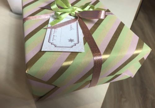 Foto pamoka: kaip pakuoti dovanas?