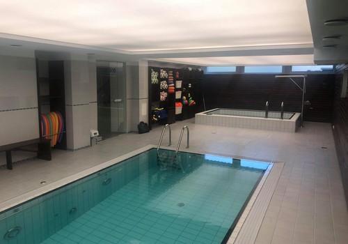Atnaujintame baseine laukiami mažieji plaukikai ir nėščiosios