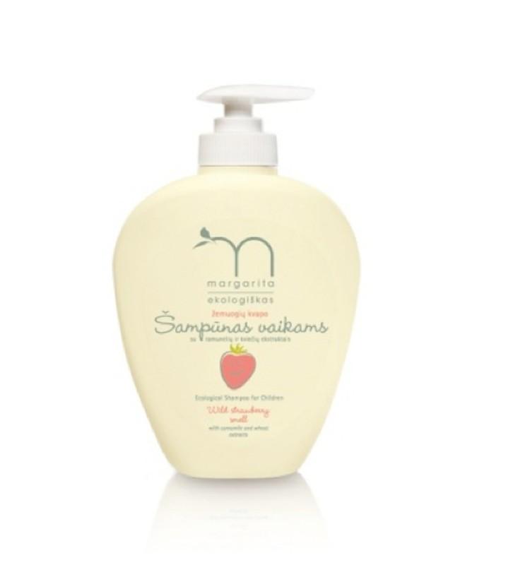 """Lauros komentaras apie """"Margarita ekologiška"""" vaikišką šampūną"""