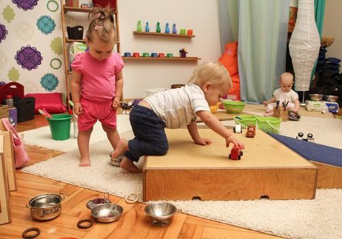 FOTO Huggies@ STEBUKLINGAS KAMBARYS: kaip sukurti aplinką 12-16 mėnesių mažyliams