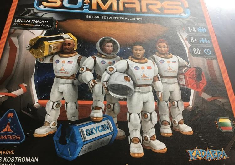 Stalo žaidimas: 30 dienų iki Marso