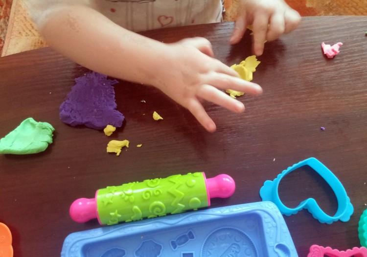 Avekutės blogas: smagūs užsiėmimai su plastilinu
