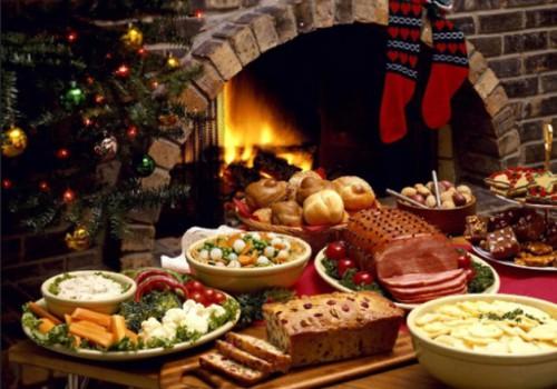 Šventinis stalas: patarimai, kaip nepersivalgyti