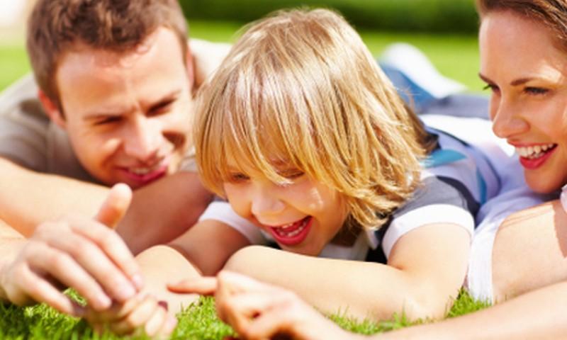 3 taisyklės, kaip teisingai girti vaikus