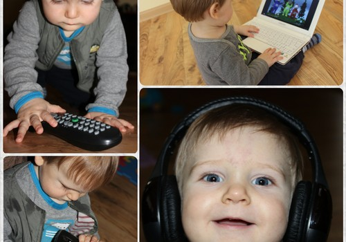 Kai technologijos supa nuo gimimo