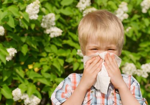 Vaikams, sergantiems alerginėmis ligomis, reikalinga reabilitacija