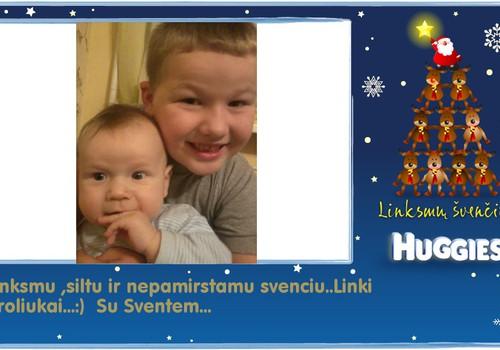 Kalėdinis sveikinimas kiekvienam