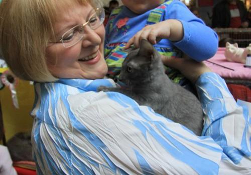 Tarptautinė kačių paroda - pramoga ir mažam, ir dideliam