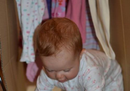 Linksmasis tunelis kūdikiui