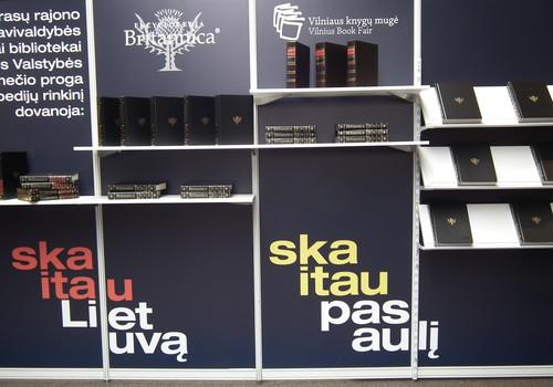 Įspūdžiai iš Vilniaus knygų mugės