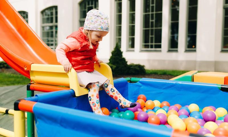 Huggies® patarimai: saugumas vaikų žaidimų aikštelėje